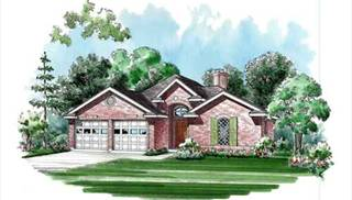 image of CEDAR CREST House Plan